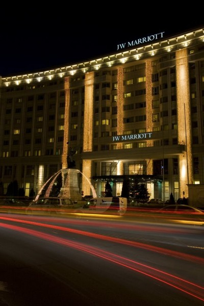 Hotel JW Marriott Bucuresti